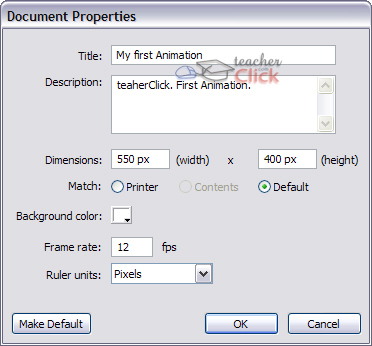 how to add audio for macromedia flash 2004